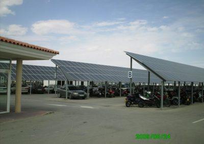 Depósito Municipal de Vehículos de Albacete