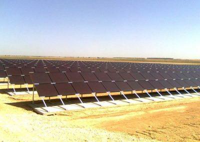 Huerta solar La Roda