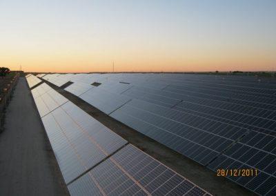 Huerta solar Tinajeros
