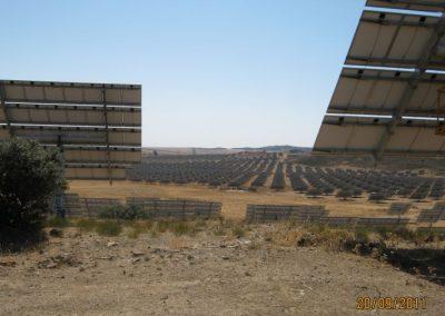 Parque solar Abertura